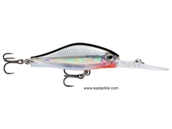 Rapala - Shadow Rap Jack Deep SDRJD05 - SILVER - Floating Crankbait | Eastackle