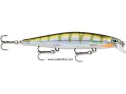 Rapala - Shadow Rap SDR11 - YELLOW PERCH - Sinking Jerk Bait | Eastackle