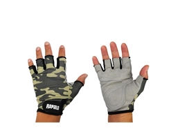 Rapala - Tactical Casting Gloves - CAMO - L/XL | Eastackle
