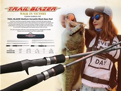 Rapala - Trail Blazer - Medium Versatile Black Bass - TBS684MX - Travel Spinning Rod | Eastackle