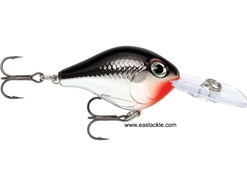 Rapala - Ultra Light Crank ULC03 - CHROME - Floating Crankbait | Eastackle