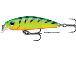 Rapala - Ultra Light Minnow ULM04 - FIRE TIGER - Sinking Jerk Bait | Eastackle