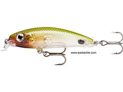 Rapala - Ultra Light Minnow ULM04 - GLASS DOT AYU UV - Sinking Jerk Bait | Eastackle