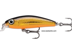 Rapala - Ultra Light Minnow ULM04 - GOLD - Sinking Jerk Bait | Eastackle