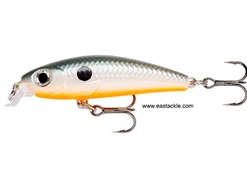 Rapala - Ultra Light Minnow ULM04 - ORANGE SHAD - Sinking Jerk Bait | Eastackle