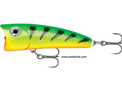 Rapala - Ultra Light Pop ULP04 - FIRE TIGER - Floating Popper | Eastackle