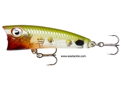 Rapala - Ultra Light Pop ULP04 - GLASS DOT AYU - Floating Popper | Eastackle