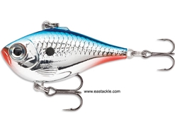 Rapala - Ultra Light Rippin Rap ULRPR04 - CHROME BLUE - Sinking Lipless Crankbait | Eastackle