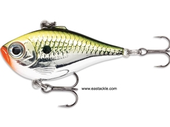 Rapala - Ultra Light Rippin Rap ULRPR04 - GOLD CHROME - Sinking Lipless Crankbait | Eastackle