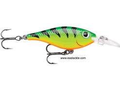 Rapala - Ultra Light Shad ULS04 - FIRE TIGER - Sinking Minnow | Eastackle