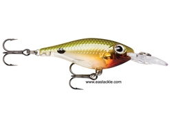 Rapala - Ultra Light Shad ULS04 - GLASS DOT AYU UV - Sinking Minnow | Eastackle