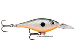 Rapala - Ultra Light Shad ULS04 - ORANGE SHAD - Sinking Minnow | Eastackle
