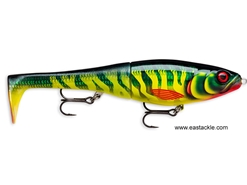 Rapala - X-Rap Peto XRPT14 - HOT PIKE - Sinking Hybrid Swim Bait | Eastackle