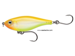 Rapala - X-Rap Twitchin' Mullet SXRTM08 - BONE CHARTREUSE - Sinking Lipless Minnow | Eastackle
