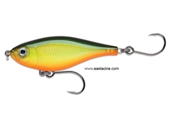Rapala - X-Rap Twitchin' Mullet SXRTM08 -  HOT OLIVE - Sinking Lipless Minnow | Eastackle
