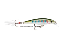 Rapala - X-Rap XR04 - RAINBOW TROUT - Suspending Minnow | Eastackle