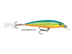 Rapala - X-Rap XR08 - PARROT - Suspending Minnow | Eastackle