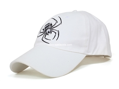 SpiderWire - BaseBall Hat - WHITE | Eastackle