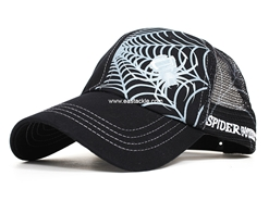 SpiderWire - Trucker Hat - BLACK | Eastackle