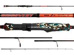 Storm - 2017 Discovery - DVS662M - Spinning Rod | Eastackle