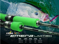 Storm - 2018 Emera Limited - GES631UL - Spinning Rod | Eastackle