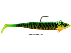 Storm - 360GT Coastal Biscay Minnow BSCM09 - FIRE TIGER - Soft Plastic Swim Bait | Eastackle
