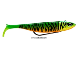 Storm - 360GT Coastal Biscay Minnow BSCS09 - FIRE TIGER - Soft Plastic Swim Bait | Eastackle