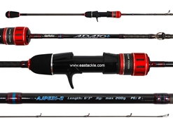 Storm - Adajo+ - AJP631-2 - Overhead Slow Fall Jigging Rod | Eastackle
