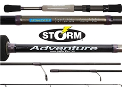 Storm - Adventure - AVS662MHF - Spinning Rod | Eastackle