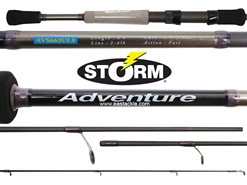 Storm - Adventure - AVS662ULF - Spinning Rod | Eastackle