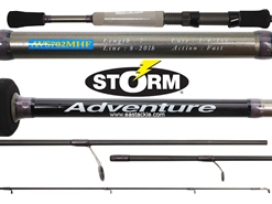 Storm - Adventure - AVS702MHF - Spinning Rod | Eastackle