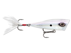 Storm - Arashi Cover Pop 08 - GHOST PEARL SHAD - Floating Popper | Eastackle