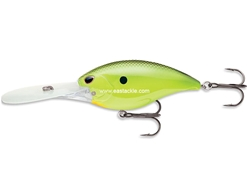 Storm - Arashi Rattling Deep ADP25 - BLACK CHARTEUSE SHAD - Floating Crankbait | Eastackle
