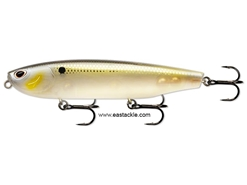 Storm - Arashi Rattling Top Walker TW11 - GREEN GOLD SHAD - Floating Pencil Bait | Eastackle