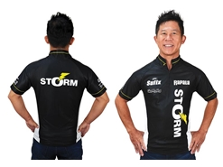 Storm - Dri-Fit Jersey - BLACK - (XXL) | Eastackle