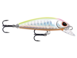 Storm - Gomoku Dense GD48 - HOLO PINK HEAD CHARTREUSE - Sinking Finesse Minnow | Eastackle