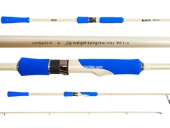 Storm - Gomoku - Kaiten Elite Jigging Game - GOS601M - Spinning Jigging Rod | Eastackle