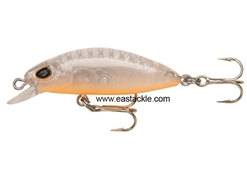 Storm - Gomoku Minnow GM35SP - CLEAR GLOW ORANGE BELLY - Suspending Jerk Bait | Eastackle