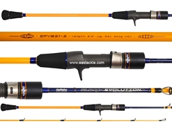 Storm - Gomoku Slo4 Evolution - SFV631-3 - Overhead Slow Fall Jigging Rod | Eastackle