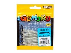 Storm - Gomoku Soft Minnow GSMN18 - 1.8in - GLSF - Micro Soft Plastic Swim Bait | Eastackle