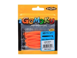 Storm - Gomoku Soft Minnow GSMN18 - 1.8in - OGL - Micro Soft Plastic Swim Bait | Eastackle