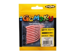 Storm - Gomoku Soft Straight GSST20 - 2in - AMIF - Micro Soft Plastic Jerk Bait | Eastackle