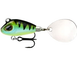 Storm - Gomoku Spin GSP10 - PERCH - Sinking Finesse Spin Tail Jig | Eastackle