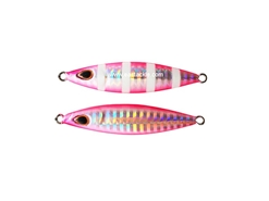 Storm - Koika - 150 Grams - SPZ - SILVER PINK ZEBRA - Slow Pitch Metal Jig | Eastackle
