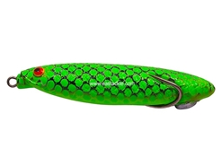 Storm - Serpentino SPT09 - GREEN VIPER - Floating Hollow Body Pencil Bait | Eastackle