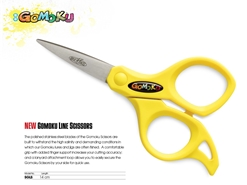 Storm - SGLS Gomoku Line Scissors - 14cm | Eastackle