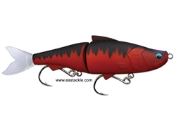 Storm - So-Run Akame SRA190S - BLACK SABATH - Sinking Swim Bait | Eastackle