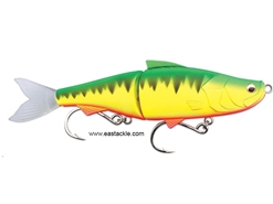 Storm - So-Run Akame SRA190S - HOT TIGER - Sinking Swim Bait | Eastackle