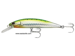 Storm - So-Run Heavy Minnow 75SE - GREEN SARDINE - Heavy Sinking Minnow | Eastackle