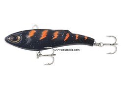 Storm - SX-Soft VIB STV70S - BLACK ORANGE - Soft Plastic - Sinking Lipless Crankbait | Eastackle